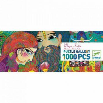 Djeco Puzzel Magisch India 1000ST
