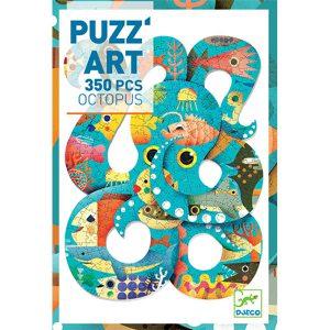 Djeco Puzzel Octopus 350ST