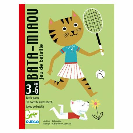 Djeco Spel Bata-Miaou 3+