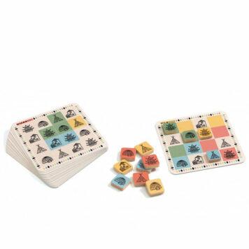 Djeco Spel Crazy Sudoku 8+