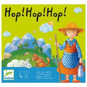 Djeco Spel Hop! Hop! Hop! 4+