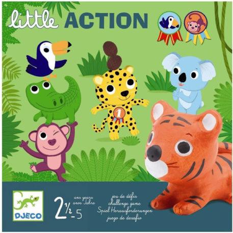 Djeco Spel Little Action (2+)