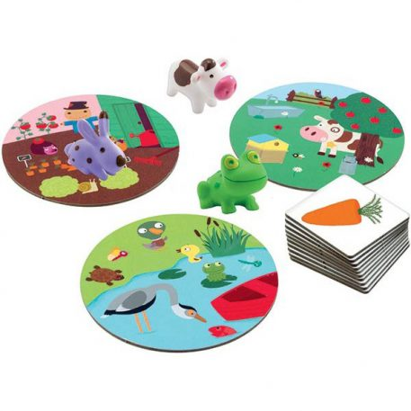 Djeco Spel Little Association (2+)