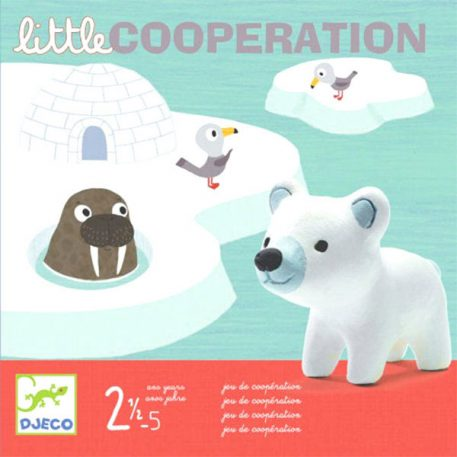 Djeco Spel Little Cooperation (2+)