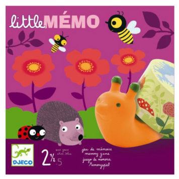 Djeco Spel Little Memo (2+)
