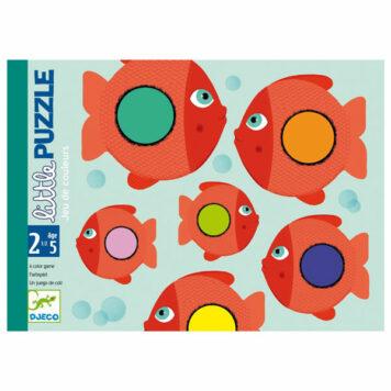 Djeco Spel Little Puzzle 2.5+