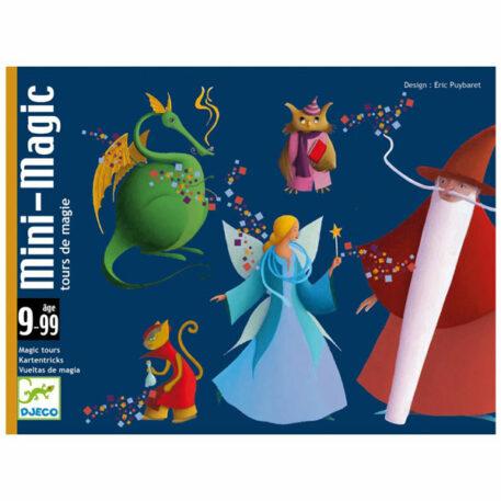 Djeco Spel Mini Magic 8+