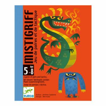 Djeco Spel Mistigriff 5+