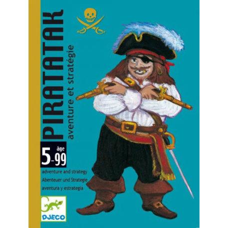 Djeco Spel Piratak