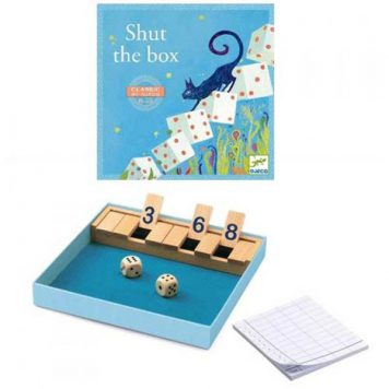 Djeco Spel Shut the Box