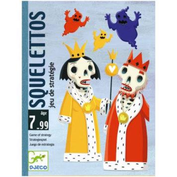 Djeco Spel Squelettos