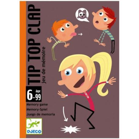 Djeco Spel Tip Top Clap!