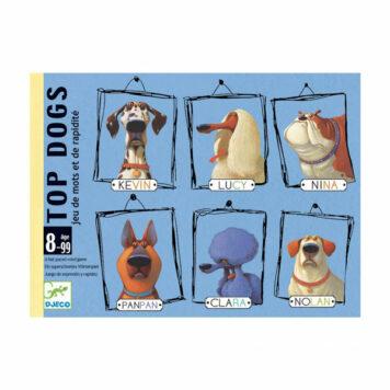 Djeco Spel Top Dogs 8+