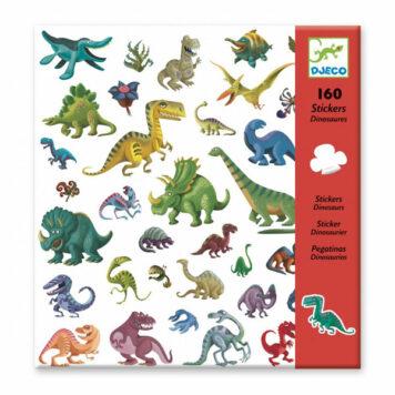 Djeco Stickerset Dinosaurus