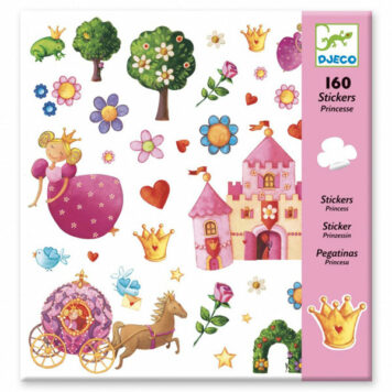 Djeco Stickerset Prinses Marguerite