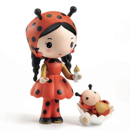 Djeco Tinyly speelfiguur - Coco & Minico