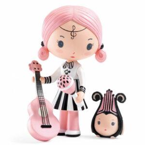 Djeco Tinyly speelfiguur - Sidonie & Zick