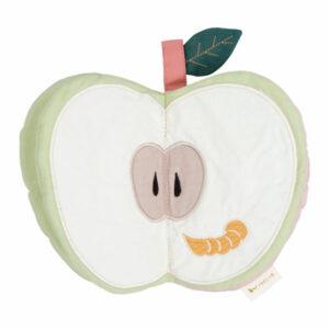 Fabelab Fabric Book - Green Apple