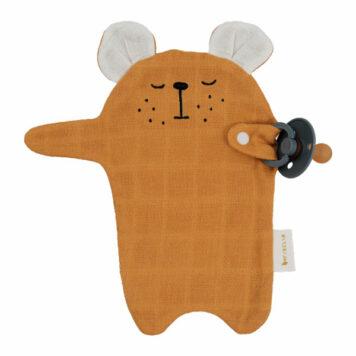Fabelab Pacifier Cuddle Bear