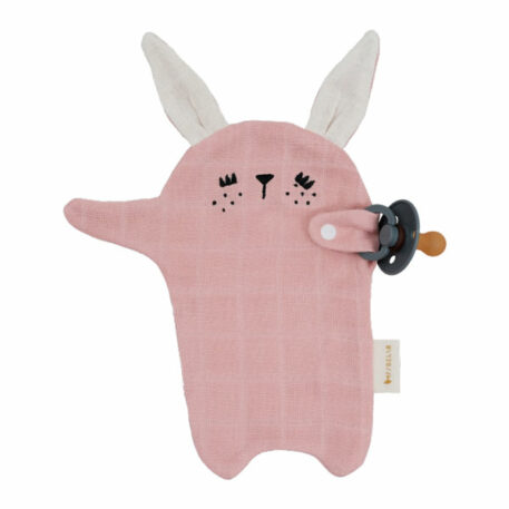 Fabelab Pacifier Cuddle Bunny