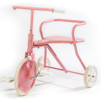 Foxrider Driewieler Pink Power