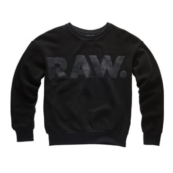 G-Star Girl Sweater City Raw Black