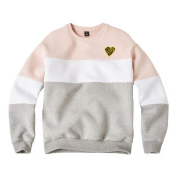 G-Star Girl Sweater Colourblock