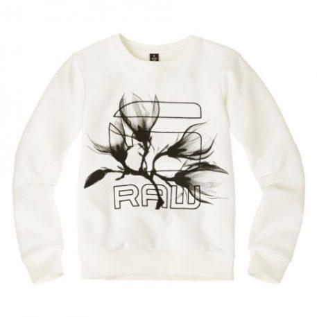 G-Star Girl Sweater Raw Flower