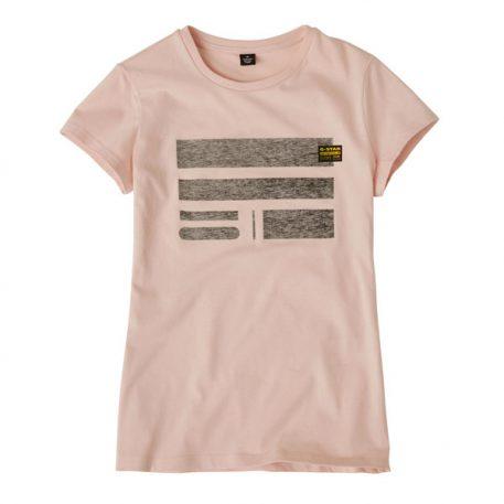 G-Star Girl T-Shirt Pyg