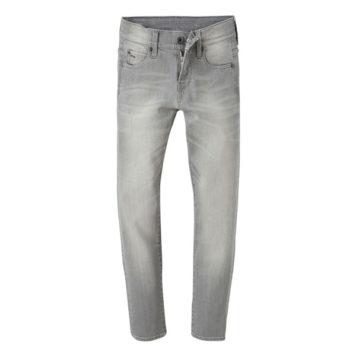 G-Star Jeans 3301 Gris Moyen Slim