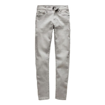 G-Star Jeans 3301 Skinny Sun Faded Grey