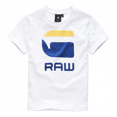 G-Star Kids T-Shirt G-Raw White
