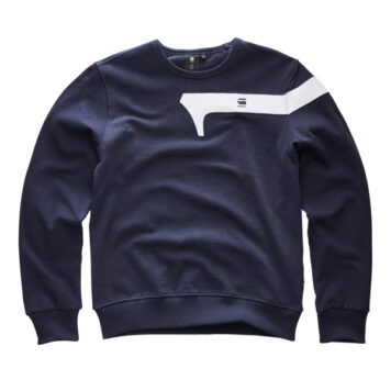 G-Star Sweater Desert Logo Navy