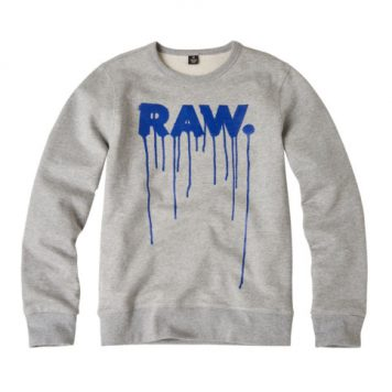 G-Star Sweater Raw Dripped