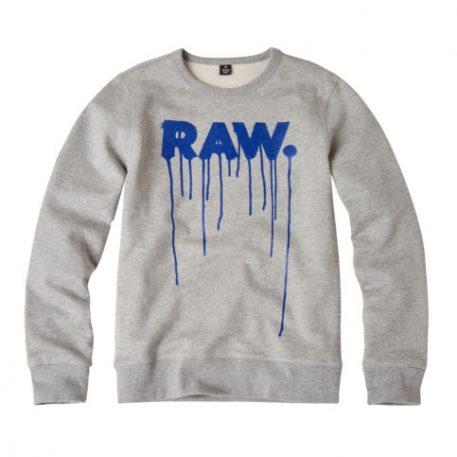 G-Star Sweater Raw Dripped