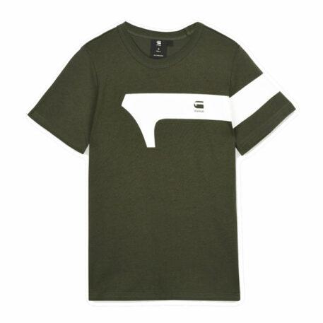 G-Star T-Shirt Expedition Asfalt