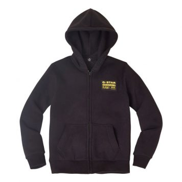 G-Star Zipper Black