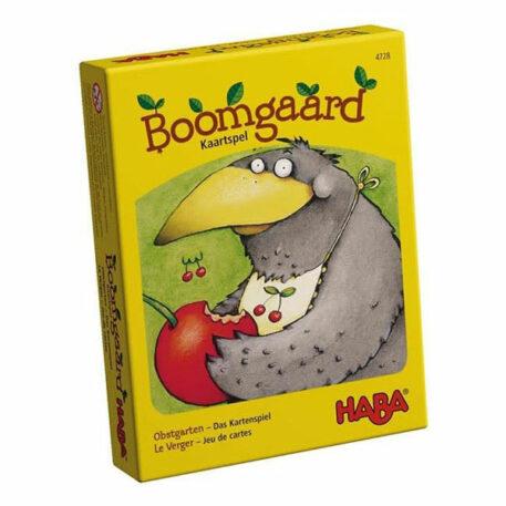 Haba Kaartspel Boomgaard 3+