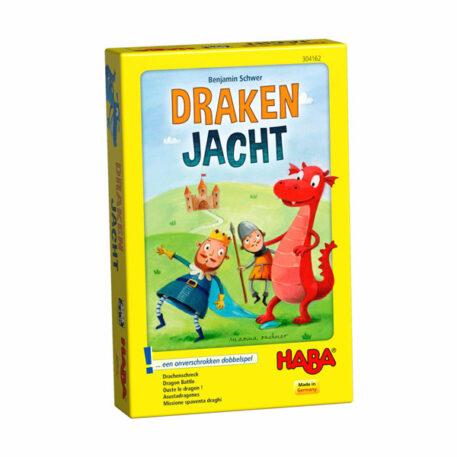 Haba Kaartspel Drakenjacht 4+