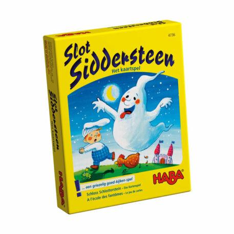 Haba Kaartspel Slot Siddersteen 4+