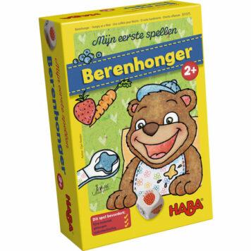 Haba Mijn Eerste Spellen - Berenhonger 2+