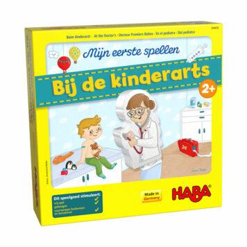 Haba Mijn Eerste Spellen - Bij de Kinderarts 2+