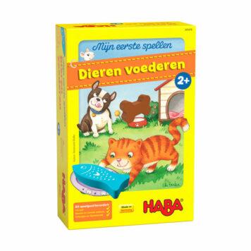 Haba Mijn Eerste Spellen - Dieren Voederen 2+