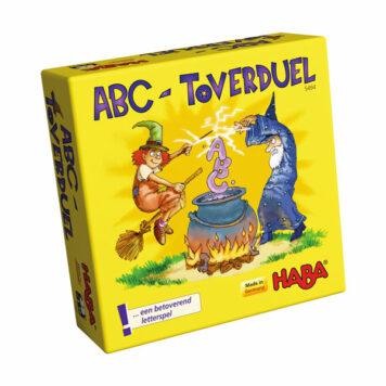 Haba Spel ABC - Toverduel 6+
