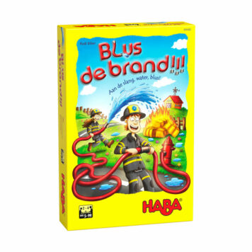 Haba Spel Blus de Brand!!! 5+
