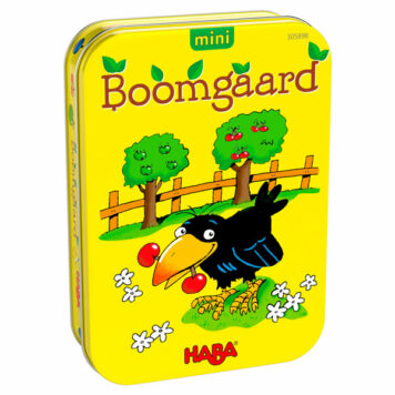 Haba Spel De Boomgaard Mini 3+