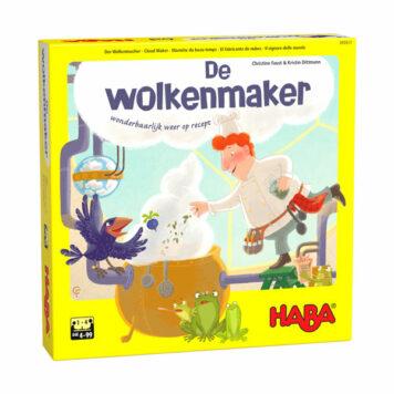 Haba Spel De Wolkenmaker 4+