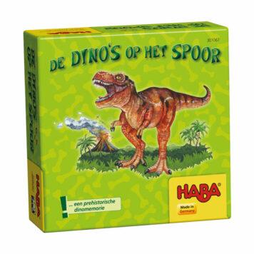 Haba Spel De dino's op het spoor 5+
