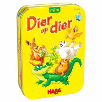 Haba Spel Dier op Dier Mini 5+