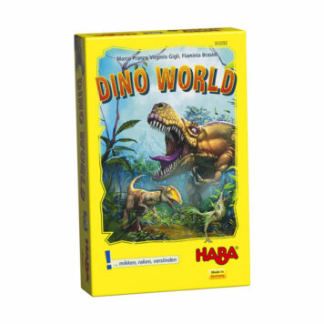 Haba Spel Dino World 6+